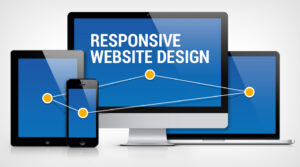 Responsive design is an approach to web design that makes your web content adapt to the different screen and window sizes of a variety of devices.