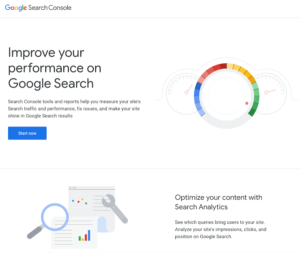 When you start a new website, the Google Search Console is the first thing you need to set up. In addition to providing you with content index updates, the Google Search Console provides a number of reports that you can use to improve your site